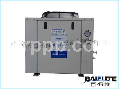 二代C型冷藏冷冻机组